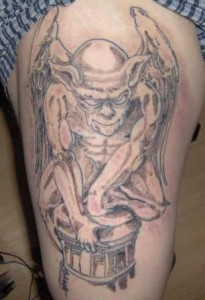 Gargoyles Tattoos