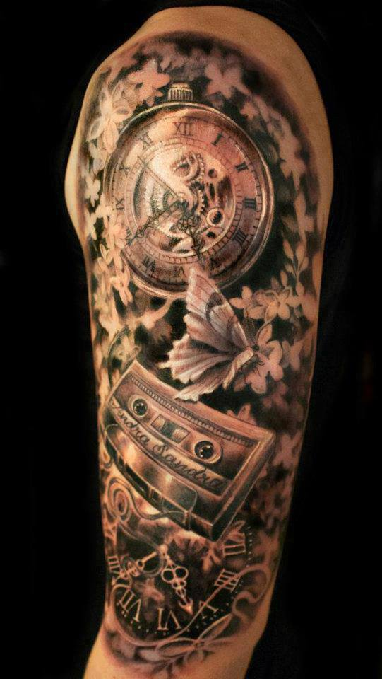Gear Tattoos Designs, Ideas and Meaning   Tattoos For You