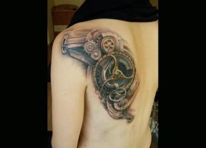 Gear Tattoos