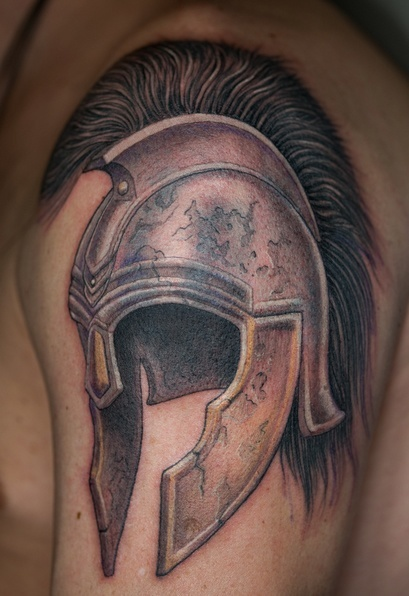 Gladiator Tattoos Designs, Ideas and Meaning | Tattoos For You