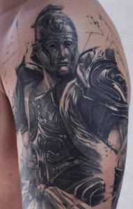 Gladiator Tattoo pictures