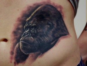 Gorilla Tattoos