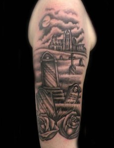Graveyard Tattoos