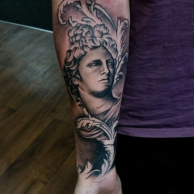 Greek God Tattoos Designs, Ideas And Meaning