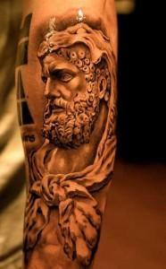 Greek God Tattoo Ideas