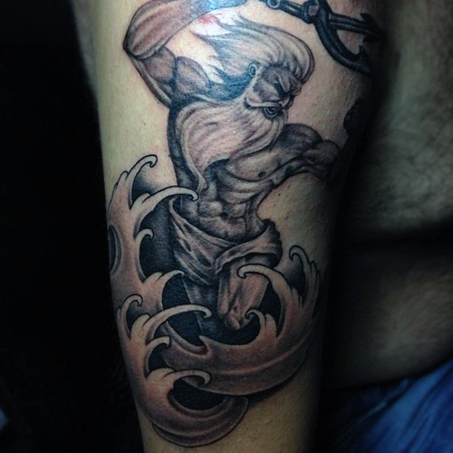 Greek God Tattoos Designs, Ideas and Meaning | Tattoos For You