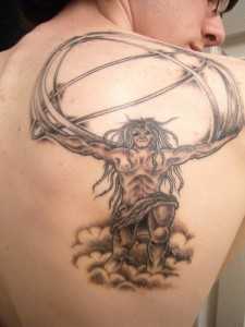 Greek God Tattoos for Men