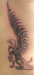 Griffin Tattoo Pictures