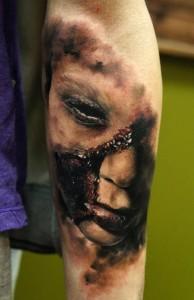 Horror Tattoos