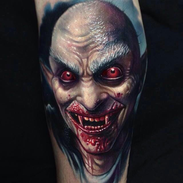 Horror Tattoos Designs Ideas And Meaning Tattoos For You