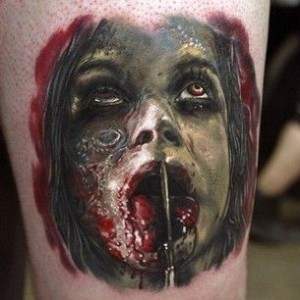 Images of Horror Tattoos