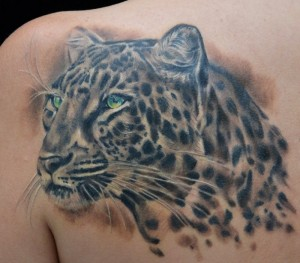 Jaguar Tattoo Images