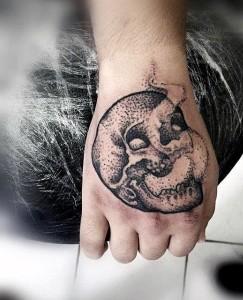 Japanese Smoke Tattoo