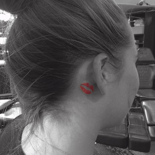 tattoos meaning behind the mark These simple yet attractive tattoos are a top choice among  this design exudes a symbolic meaning making it  175+ sensuous inner and behind the ear tattoos.