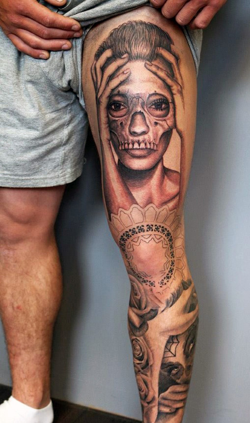 Leg Sleeve Tattoos Designs Ideas And Meaning Tattoos For You