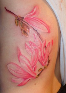 Magnolia Tattoos