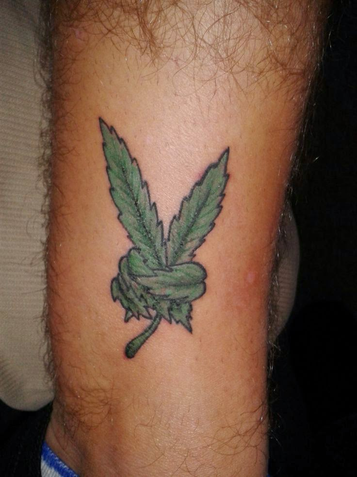 Marijuana Tattoos Designs, Ideas and Meaning | Tattoos For You