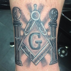 Masonic tattoos designs ideas and meaning tattoos for you for Masonic symbol tattoos