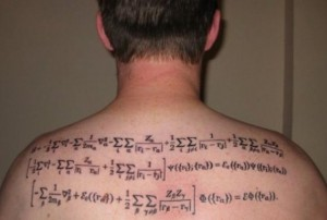 Math Tattoos Images