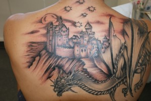 Medieval Tattoo Designs