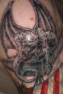 Monster Tattoo Designs