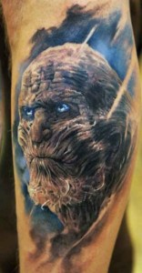 Monster Tattoo Photos