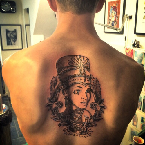 Dna Tattoos Designs Ideas And Meaning: Nefertiti Tattoos Designs, Ideas And Meaning