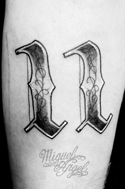 number tattoos designs ideas and meaning tattoos for you