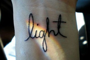 One Word Tattoos Images