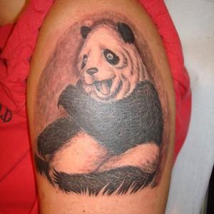 Panda Tattoo Men