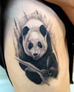 Panda Tattoo Pictures