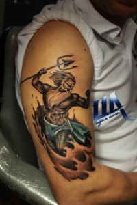 Poseidon Tattoos