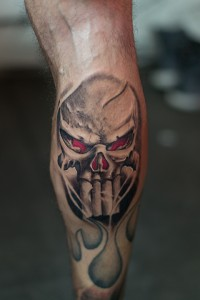 Punisher Tattoo Images