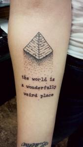 Pyramid Tattoo Ideas