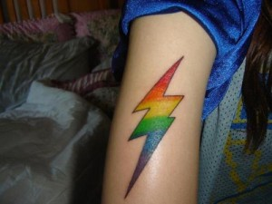 Rainbow Tattoo Ideas