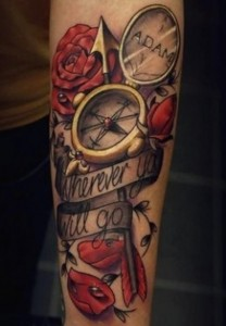 Realism Tattoo Designs