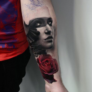 Realism Tattoos Pictures