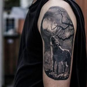 Realism Tattoos for Men