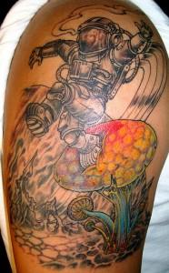 Robot Tattoo Sleeve