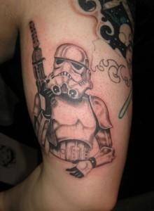 Robotic Tattoos