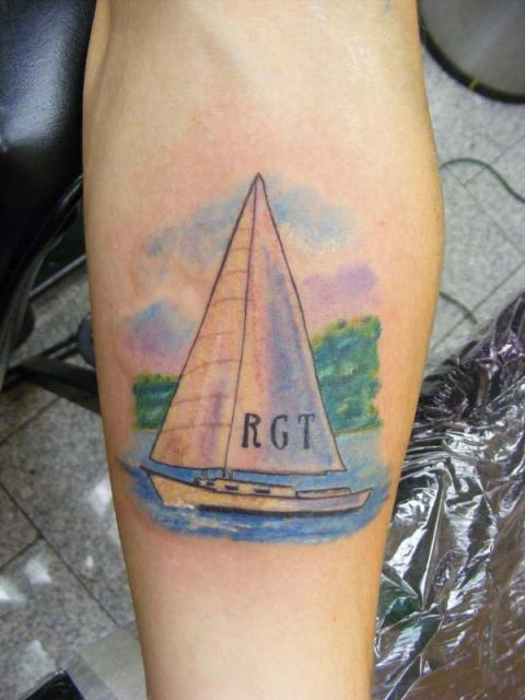 sailboat tattoos designs ideas and meaning tattoos for you