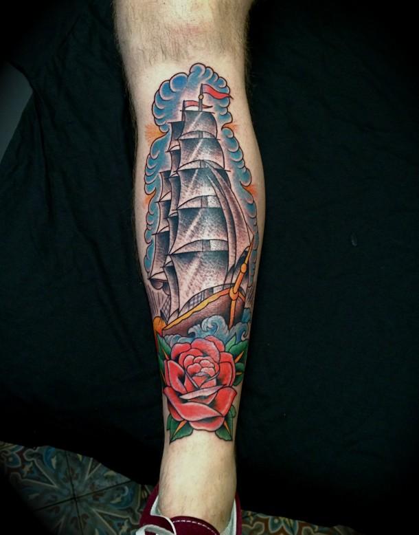 shin tattoos tattoo designs meaning