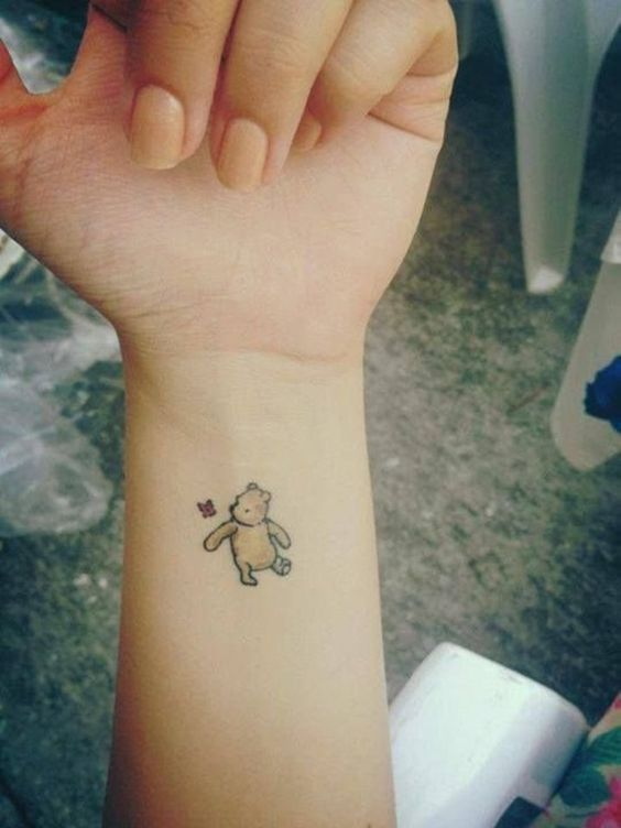 Winnie the Pooh Tattoos Designs, Ideas and Meaning ...