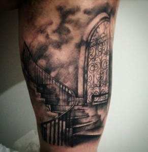Stairway to Heaven Tattoo