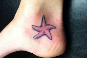 Starfish Tattoos