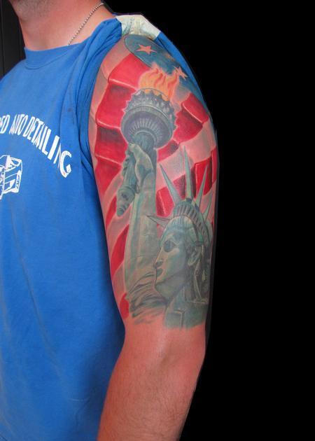 Statue of Liberty Tatt...
