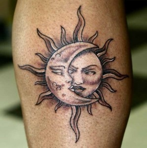 Sunshine Tattoos Designs
