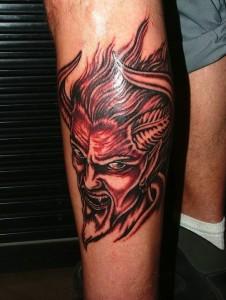 Tattoo Devil
