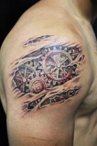 Tattoo Gears