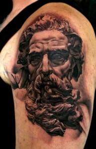 Tattoo Greek Gods